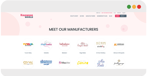 Meet Hundreds of Professional Manufacturers